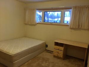 University area two rooms for rent