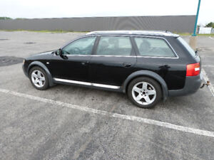Audi a6 Allroad 2.7 6sp manual