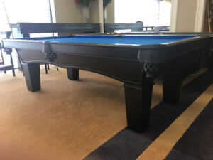 OLDHAUSEN POOL TABLE *SPECIAL EDITION*