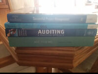 Cambrian College Business Admin - Accounting Books (Year 3)