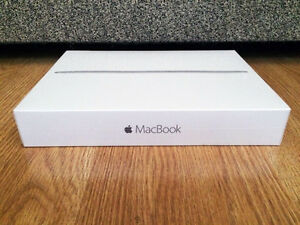 "12"" Macbook Sealed in Box Brand New Downtown-West End Greater Vancouver Area image 1"