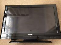 32 inch Toshiba Lcd tv