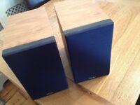 TEAC bookshelf speakers LS-100U
