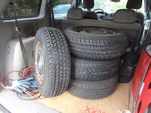 tire for dodge caravan