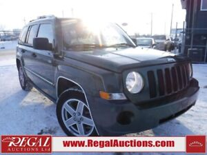2008 Jeep PATRIOT  4DR UTILITY FWD