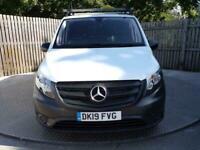 Mercedes-Benz Vito Vito 1.6 111 CDi 1.6 Manual Diesel LWB Panel Van Diesel Manua