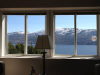 PEACHLAND Vacation With a Lake Okanagan View