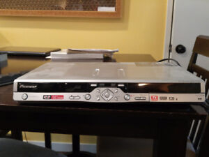 Pioneer recordable DVD player