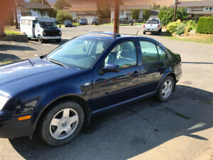 2002 Volkswagen Jetta Full load Sedan