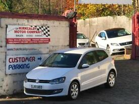 2011 VOLKSWAGEN POLO 1.2 60 Match 3dr
