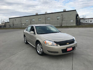2009 Chevrolet Impala, Auto, Low Km, Certified,  warranty availa