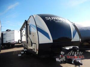 2017 CrossRoads RV Sunset Trail Super Lite SS222RB