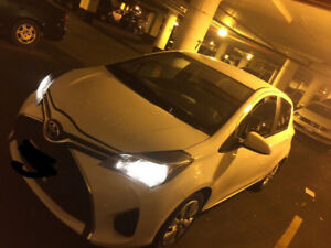BRAND NEW 2015 Toyota Yaris LE Hatchback