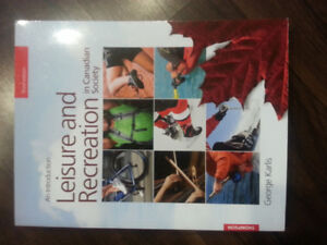 Recreation and Leisure textbook