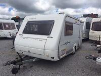 Fleurette Tamaris Pop Top 2 Berth Caravan REDUCED