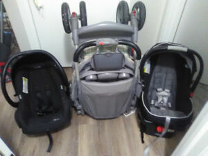 Grace stroller and car seat