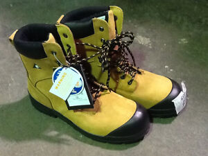 BRAND NEW! WORKLOAD Boots Steel Toe, Sizes 11 & 12 $80 each