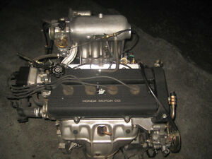 HONDA CIVIC CR-V B20B DOHC 2.0L ENGINE ACURA INTEGRA HONDA JDM