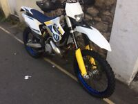 Husaberg TE300 Enduro Motorcycle