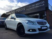 2012 12 MERCEDES-BENZ C CLASS 2.1 C220 CDI BLUEEFFICIENCY SE 4D 168 BHP DIESEL