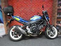SUZUKI SV650 AL7 650cc VERY LOW MILEAGE
