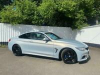 2014 BMW 4 Series 3.0 430D XDRIVE M SPORT 2d 255 BHP Coupe Diesel Automatic