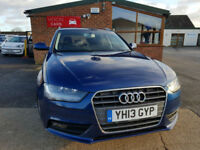 2013 Audi A4 Avant 2.0TDI ( 143ps ) Multitronic SE Technik AUTOMATIC FULL SERV