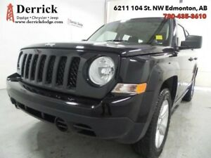 2015 Jeep Patriot Used 4WD Sport Low Milge Touring Susp $119 B/W