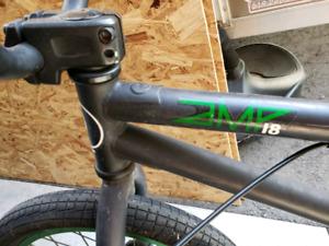Used Amp 18 BMX bike