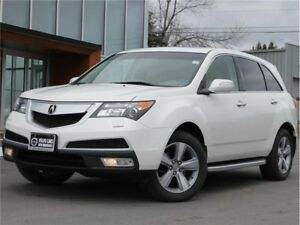 2012 Acura MDX Technology Package TECHNOLOGY | AWD | HEATED L...