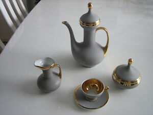 Coffee/Tea set, made in Spain West Island Greater Montréal image 1