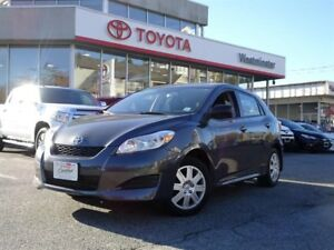 Toyota Matrix Convenience Package 2013