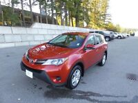 2015 Toyota RAV4 LE  All Wheel Drive, Save thousands from new!