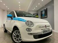 2014 Fiat 500 1.2 Lounge 3dr Dualogic [Start Stop] HATCHBACK Petrol Automatic