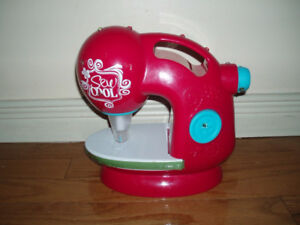 Sewing Machine Toy Dress-Up Magnetic Sets Night Lamp Crayola
