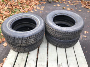 winter tires in good condition.. pictures speak