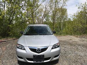 2009 Mazda Mazda3 Certified & warranty Sedan