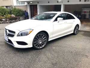 2017 BENZ CLS550 4matic AWD Fully loaded only 5000km