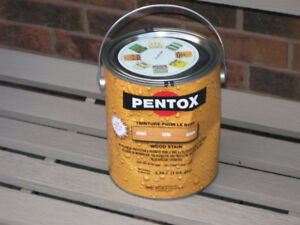 Pentox Wood Perservative and Stain
