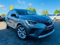 2021 Renault Captur Hatchback Iconic Manual Hatchback Petrol Manual