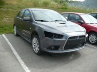 2009 Mitsubishi Lancer Ralliart sport back Hatchback