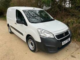 2017 Peugeot Partner 850 SE 1.6 BlueHDi 100 Van [non Start Stop] PANEL VAN Diese