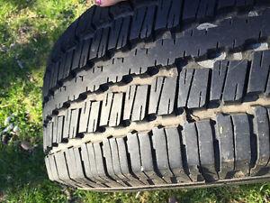 free 255/70r16 tire