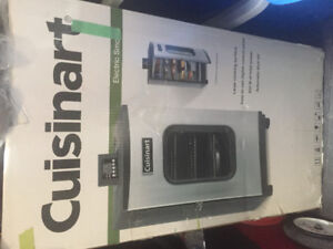 Electric Smoker ( Cuisinart ) For sale