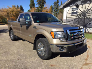 2012 Ford F-150 XLT ECO-BOOST Pickup Truck