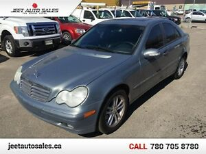 2004 Mercedes Benz C-Class C240 Sedan