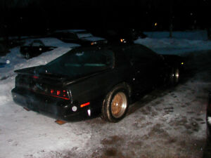 PARTING OUT: 89 and 91 Pontiac Trans Am GTA