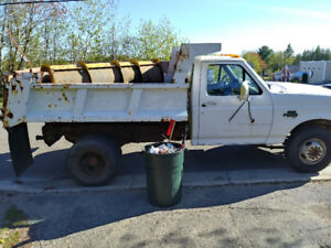 1 ton 8 foot dump body for sale