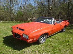 1971 Le mans sport with enduro package (Gto)