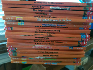 Nick jr book collection